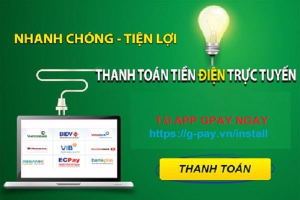 Các cách đóng tiền điện Online phổ biến hiện nay
