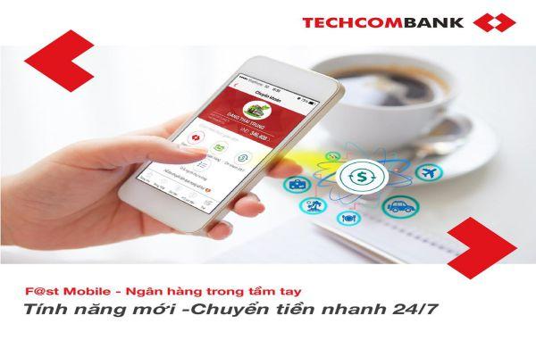 Tại sao khách hàng nên chọn chuyển tiền nhanh 24/7 Techcombank?