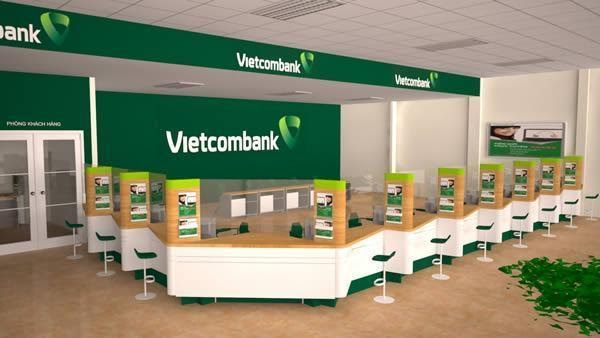 Các địa điểm rút tiền Vietcombank