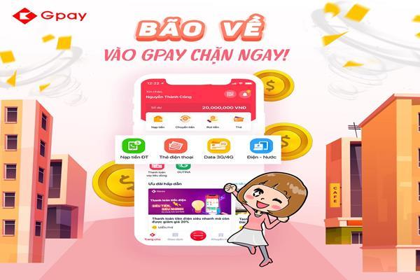 Rút tiền từ ví Gpay về tài khoản ngân hàng thật dễ dàng